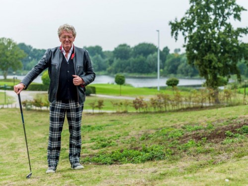 Jan des Bouvrie in Golf & Lifestyle