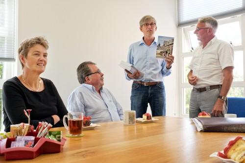 Nieuw boek uitgegeven: Thuis in Naarden