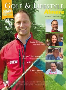 Golf & Lifestyle Almere herdenkt Dennis van der Zeijden
