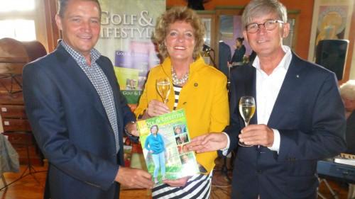 Golf & Lifestyle gepresenteerd op Fort Werk IV in Bussum